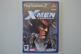 Ps2 X-Men Legends