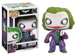 Batman Funko Pop - Joker (Dark Knight) #036 [Nieuw]