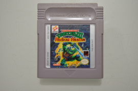 Gameboy Teenage Mutant Ninja Turtles III Radical Rescue