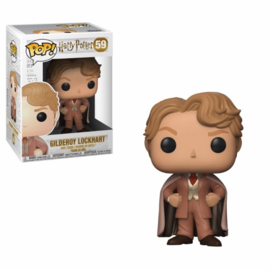 Harry Potter Funko Pop - Gilderoy Lockhart #059 [Nieuw]