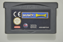 GBA Paperboy & Rampage
