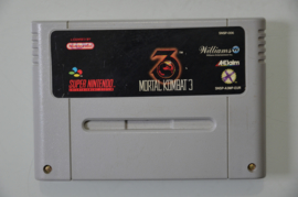 SNES Mortal Kombat 3
