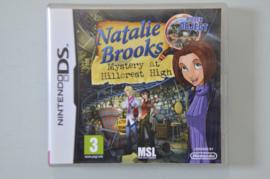 DS Natalie Brooks Mystery At Hillcrest High
