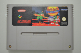 SNES Daffy Duck The Marvin Missions