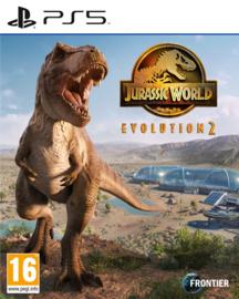 PS5 Jurassic World Evolution 2 + Pre-Order DLC [Pre-Order]