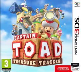 3DS Captain Toad Treasure Tracker [Nieuw]