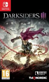 Switch Darksiders III (Darksiders 3) [Pre-Order]