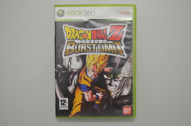 Xbox 360 Dragonball Z Burst Limit