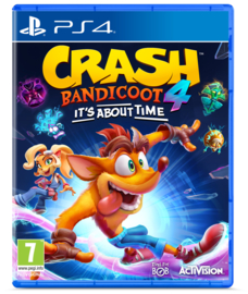 Ps4 Crash Bandicoot 4 It's About Time [Pre-Order]