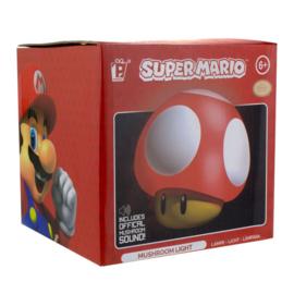 Nintendo Mushroom 3D Icon Light with Sound - Paladone