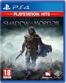 Ps4 Middle-Earth Shadow of Mordor (Playstation Hits) [Nieuw]