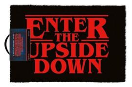 Stranger Things Deurmat Enter The Upside Down - Pyramid International [Nieuw]