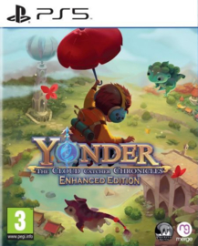 PS5 Yonder The Cloud Catcher Chronicles Enhanced Edition [Pre-Order]