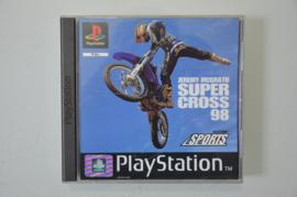 Ps1 Jeremy McGrath Super Cross  98