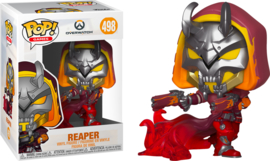 Overwatch Funko Pop - Reaper Hell Fire #498 [Nieuw]