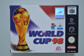 N64 World Cup 98 [Compleet]