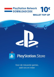 PlayStation Network - 10 Euro (NL)