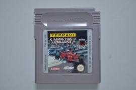 Gameboy Ferrari Grand Prix Challenge
