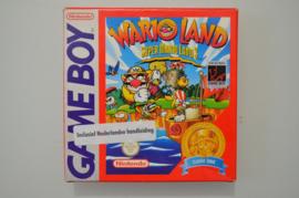 Gameboy Super Mario Land 3 - Wario Land [Compleet]