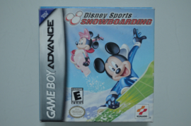 GBA Disney Sports Snowboarding [Compleet]