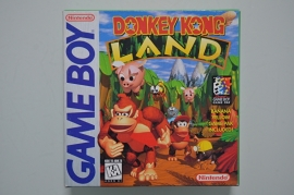 Gameboy Donkey Kong Land [Compleet]