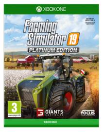 Xbox One Farming Simulator 19 Platinum Edition [Nieuw]