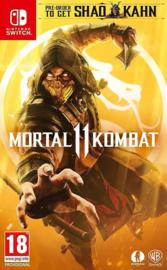Switch Mortal Kombat 11 [Nieuw]