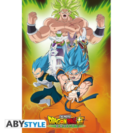Dragonball Poster Super Broly (61x91cm) - ABYStyle