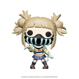 My Hero Academia Funko Pop - Himiko Toga with Face Cover [Pre-Order]