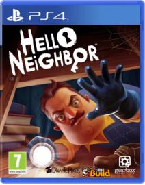 Ps4 Hello Neighbor [Nieuw]