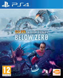 Ps4 Subnautica Below Zero [Pre-Order]