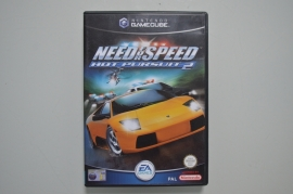 Gamecube Need for Speed Hot Pursuit 2