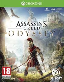 Xbox Assassins Creed Odyssey (Xbox On) [Nieuw]