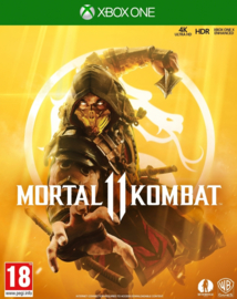 Xbox One Mortal Kombat 11 [Nieuw]