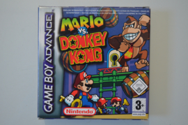 GBA Mario vs Donkey Kong [Compleet]