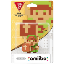 Amiibo Link Pixel - The Legend of Zelda Collection [Nieuw]