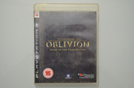 Ps3 The Elder Scrolls IV Oblivion Game of the Year Edition