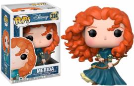 Disney Princess Funko Pop Merida #324 [Nieuw]