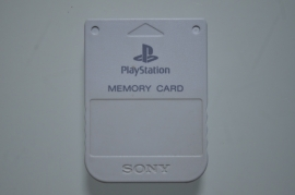Playstation 1 Memory Card Wit (1MB) - Sony