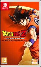 Switch Dragon Ball Z Kakarot + A New Power Awakens Set [Pre-Order]