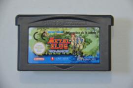 GBA Metal Slug Advance