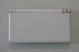 Nintendo DS Lite Crystal White