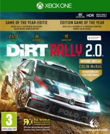 Xbox Dirt Rally 2.0 Game Of The Year Edition (Xbox One) [Nieuw]