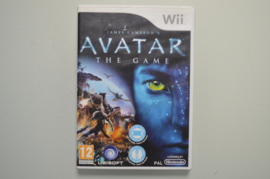 Wii James Cameron's Avatar The Game