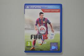 Vita Fifa 15 Legacy Edition