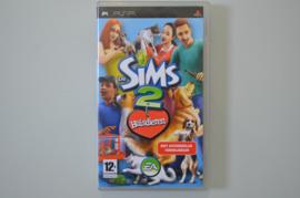 PSP De Sims 2 Huisdieren