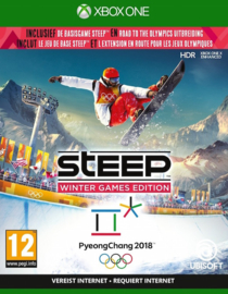Xbox One Steep Road To The Olympics (Winter Games Edition) [Nieuw]