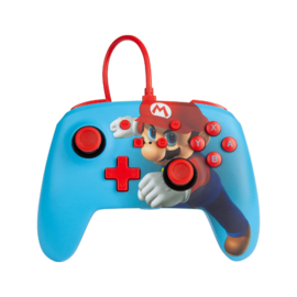 Nintendo Switch Wired Controller Mario Punch - PowerA [Nieuw]