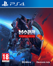 Ps4 Mass Effect Legendary Edition [Pre-Order]