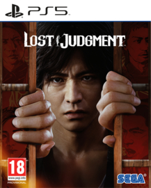 PS5 Lost Judgment [Pre-Order]